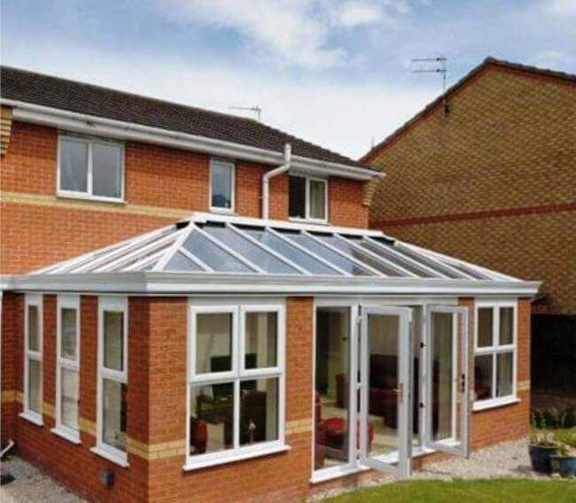 affordable orangeries, affordable orangery, bespoke affordable orangeries, bespoke affordable orangery, cornice on conservatory roof