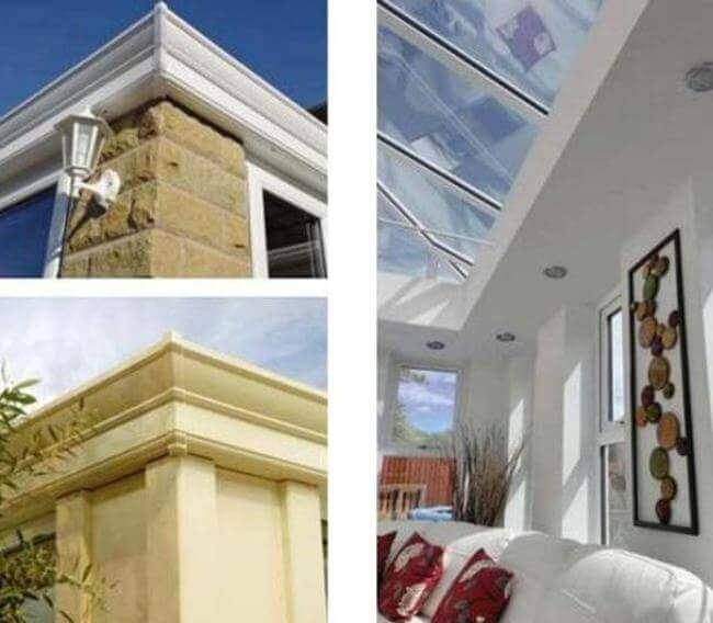 affordable orangeries, affordable orangery, bespoke affordable orangeries, bespoke affordable orangery, orangery roof cornice