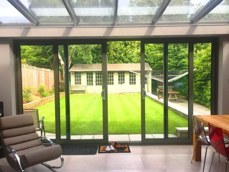 aluminium patio doors vivaldi construction
