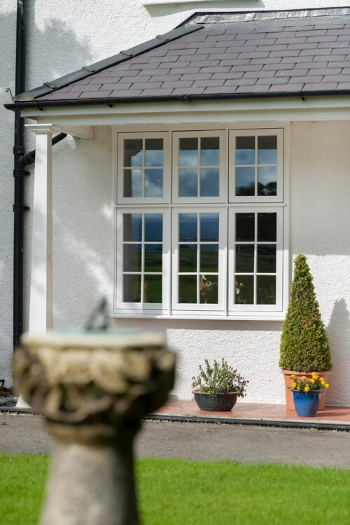 authentic timber windows, bespoke authentic timber windows, flush sash authentic timber windows, effect windows