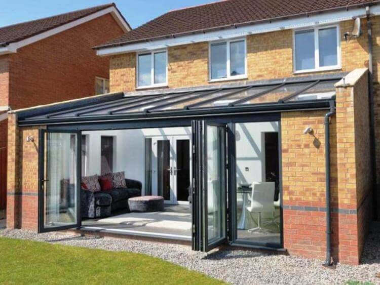 Bespoke Conservatories Vivaldi Construction