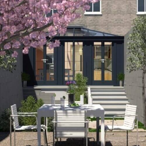 conservatories London, London conservatories designs, conservatories london designs, orangery style atrium