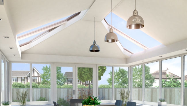 Wall Lights Suitable Conservatory : Conservatory Roof Lighting VivaldiLIGHT