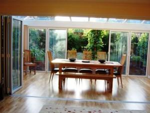 Dining room conservatory extensions vivaldi construction for Dining room extension ideas