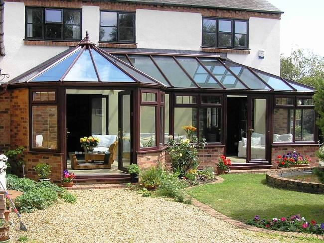 conservatory extensions case studies