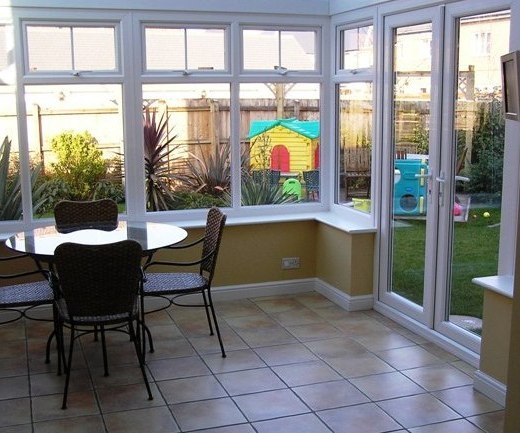 Conservatory designs gable conservatories for Conservatory dining room design ideas