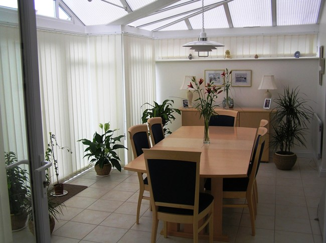 Conservatories Uses Conservatory For A Dining Room