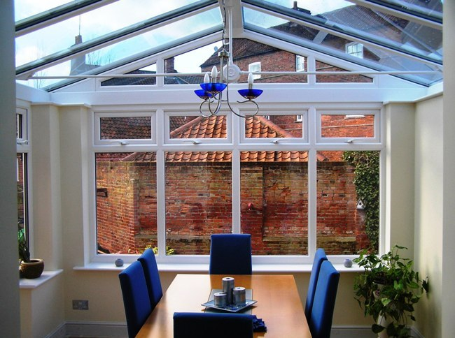 Conservatory designs a vivaldi conservatory can be for Glass rooms conservatories