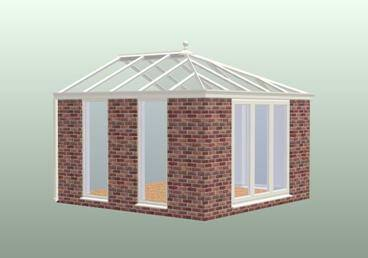 conservatory designs Glazed extension, conservatory design glass roof extension