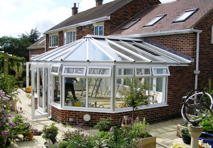 Does a conservatory add value to your house for House plans with conservatory