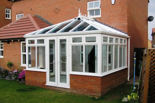 Edwardian conservatories vivaldi construction for House plans with conservatory