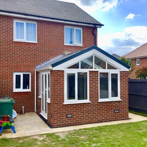 modern gable home extensions Rutland, bespoke modern gable home extensions Rutland, modern gable home extension builders Rutland, modern home extensions Rutland