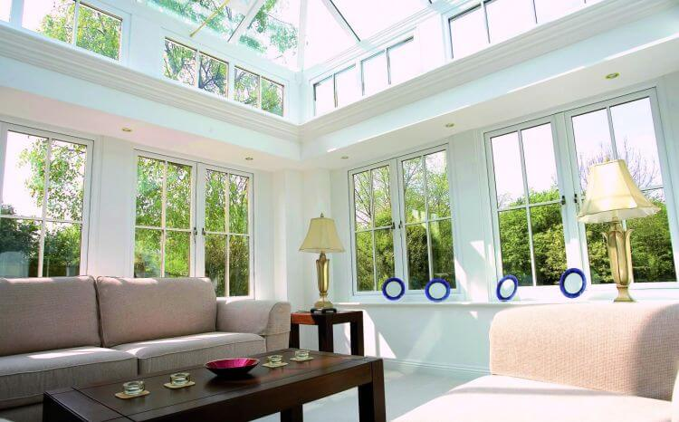 large conservatories, large conservatories designs, large conservatories builders