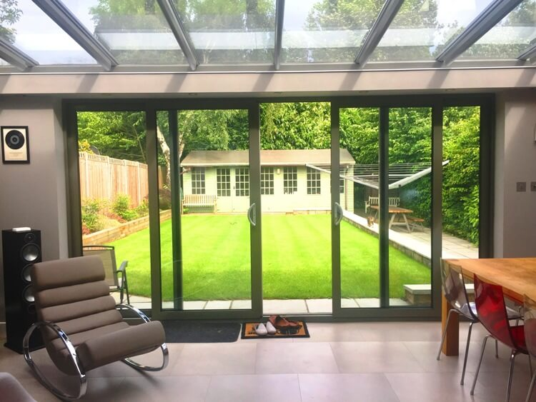 Lean To Conservatories Vivaldi Construction