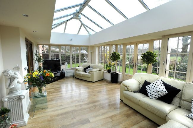 Orangeries lincolnshire vivaldi construction for Orangery interior design ideas