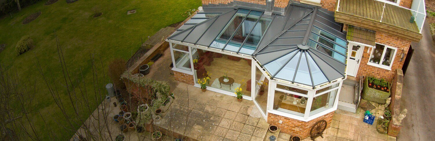 livin roof conservatory, bespoke livin roof conservatory, livin roof conservatories, solid livin roof conservatory