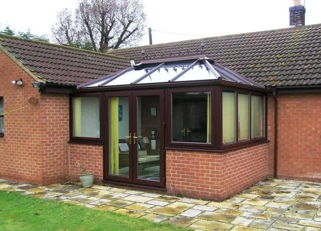 Low Pitch Conservatories | Vivaldi Construction