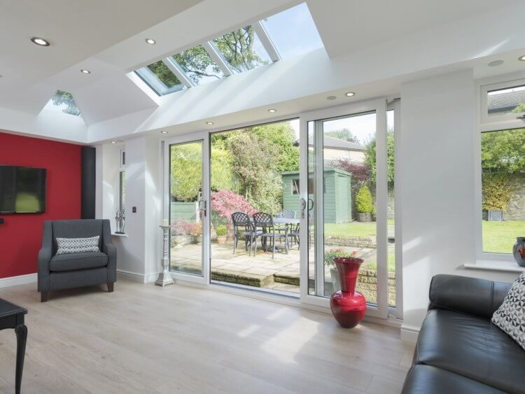 modern single storey extension, modern single storey extensions, bespoke modern single storey extension, bespoke modern single storey extensions