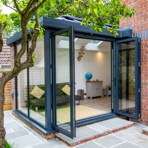 Modern Single Storey Extension Vivaldi Construction