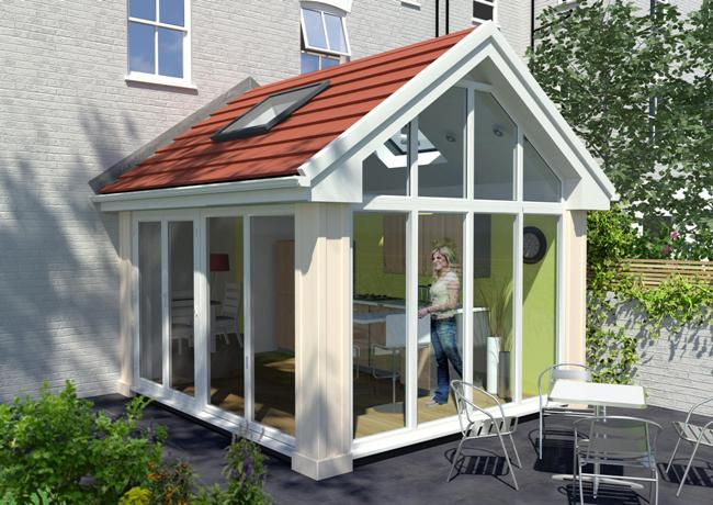Solid Roof Conservatories In Lincoln Vivaldi Construction