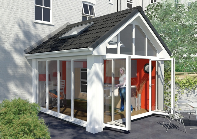 Solid Roof Conservatories Vivaldi Construction