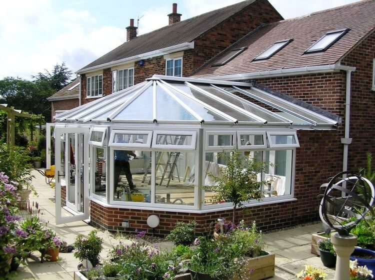 replace polycarbonate conservatory roof with glass, replace my polycarbonate conservatory roof with glass