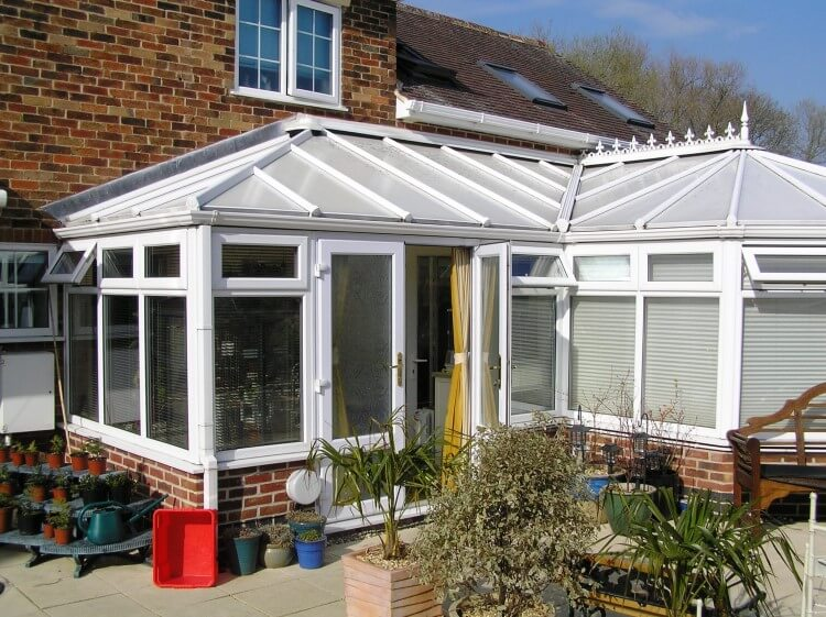Replace Polycarbonate Conservatory Roof With Glass Just